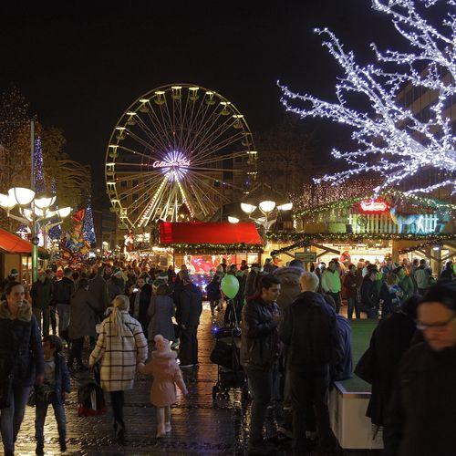 Weihnachtsmarkt Totensonntag Geöffnet.Weihnachtsmarkt Duisburger Weihnachtsmarkt